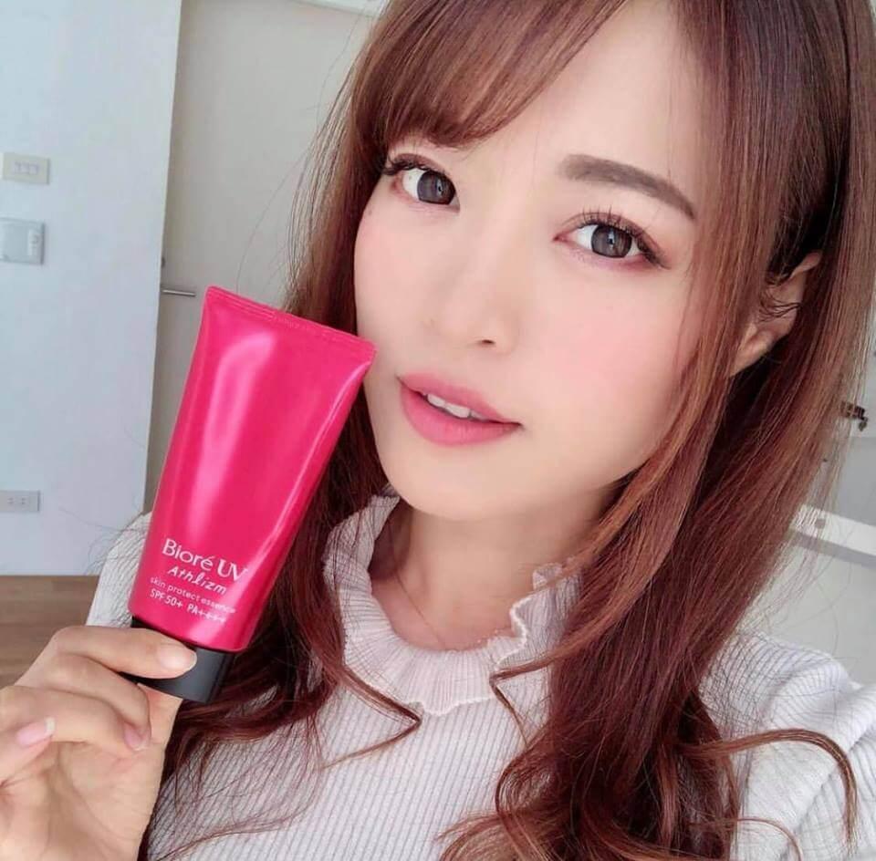 Kem chống nắng Biore Uv Athlizm Skin Protect Essence 70ml